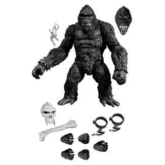 Figura King Kong of Skull Island Black & White Previews Exclusive