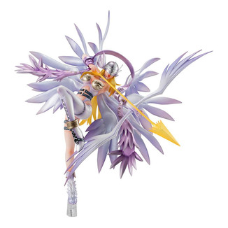 Figura Angewomon Holy Arrow Digimon G.E.M.