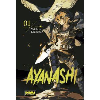 Ayanashi #01 (spanish)