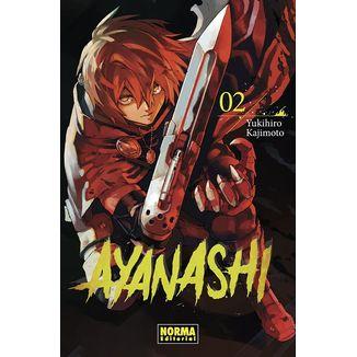 Ayanashi #01 Manga Oficial Norma Editorial