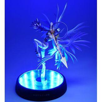 Angewomon Holy Arrow Deluxe Figure Digimon G.E.M.