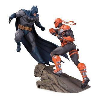 Estatua Batman vs Deathstroke Battle DC Comics