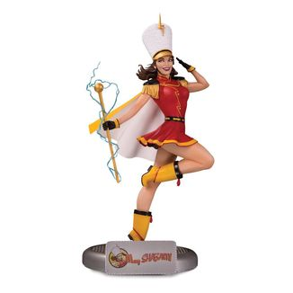 Estatua Mary Shazam DC Comics Bombshells