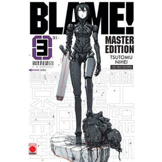 Blame! MASTER EDITION #03