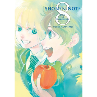 Shonen Note #08 (Spanish)