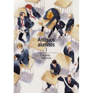 Antiguos Alumnos #01
