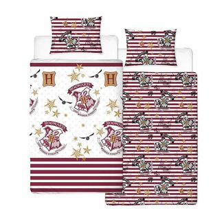 Muggles Reversible Duvet Set Harry Potter