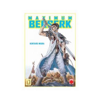 Maximum Berserk #02 Manga Oficial Panini Manga (Spanish)