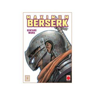 Maximum Berserk #03 Manga Oficial Panini Manga (Spanish)