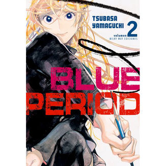 Blue Period #02 Manga Oficial Milky Way Ediciones (Spanish)