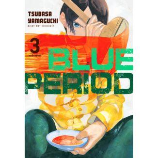 Blue Period #03 Manga Oficial Milky Way Ediciones