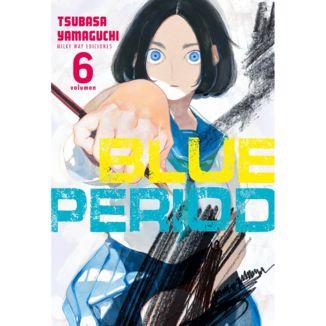 Blue Period #06 Manga Oficial Milky Way Ediciones (Spanish)