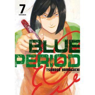 Blue Period #07 Manga Oficial Milky Way Ediciones