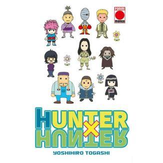 Hunter X Hunter #36 Manga Oficial Panini Manga (Spanish)