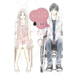 Perfect World #01 (spanish) Manga Oficial ECC Ediciones