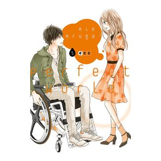 Perfect World #05 (spanish) Manga Oficial ECC Ediciones