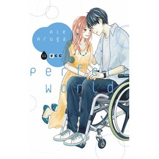 Perfect World #11 (spanish) Manga Oficial ECC Ediciones