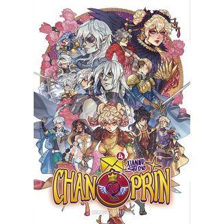 Chan Prin #04 Manga Oficial Ediciones Babylon (spanish)