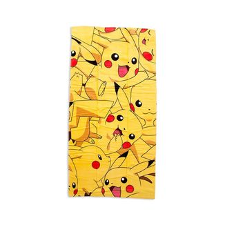 Pikachu Towel Pokemon