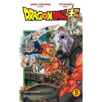 Dragon Ball Super #09 Manga Oficial Planeta Comic