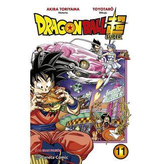Dragon Ball Super #11 Manga Oficial Planeta Comic