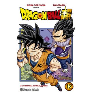 Dragon Ball Super #12 Manga Oficial Planeta Comic (Spanish)