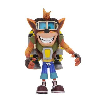 Figura Crash Jetpack Crash Bandicoot