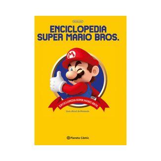 Enciclopedia Super Mario Bros 30 Aniversario