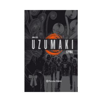 Uzumaki Integral Manga Oficial Planeta Comic