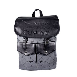 Winter Is Coming Stark Backpack Game Of Thrones