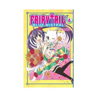 Fairy Tail Blue Mistral #04 Manga Oficial Norma Editorial