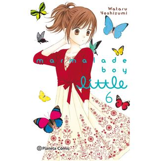 Marmalade Boy Little #06 Manga Oficial Planeta Comic (Spanish)