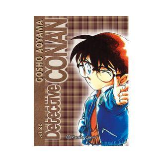 Detective Conan Ed. Kanzenban #21 Manga Oficial Planeta Comic (spanish)