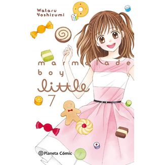Marmalade Boy Little #07 Manga Oficial Planeta Comic