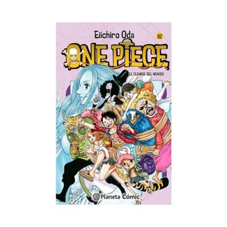 One Piece #82 Manga Oficial Planeta Comic