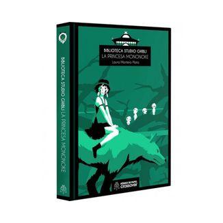 Biblioteca Studio Ghibli #02 La Princesa Mononoke