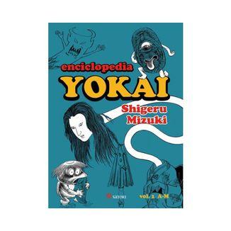 Enciclopedia Yokai #01 (Spanish)