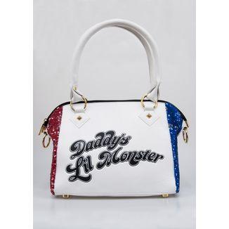 Handbag Harley Quinn Sequin - Dc Comics