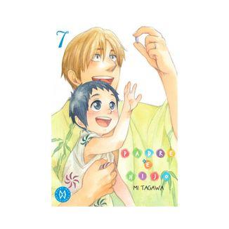Padre e hijo #08 Manga Oficial Milky Way Ediciones