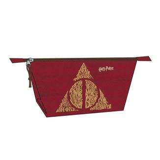 Deathly Hallows Cosmetic Bag Harry Potter
