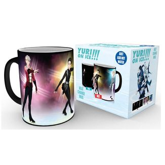 Taza Térmica Yuri On Ice!!
