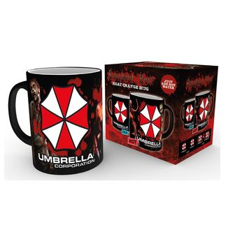 Umbrella Corporation Heat Change Mug Resident Evil