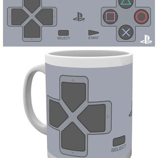 Taza Mando PlayStation PSX