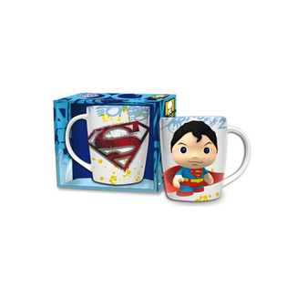 Taza Superman Little Mates DC Comics