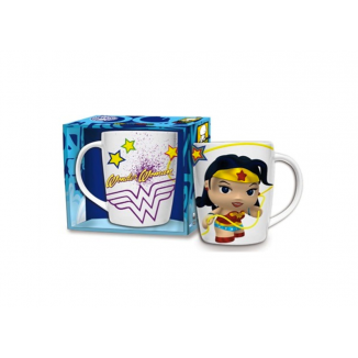 Taza Wonder Woman Little Mates DC Comics