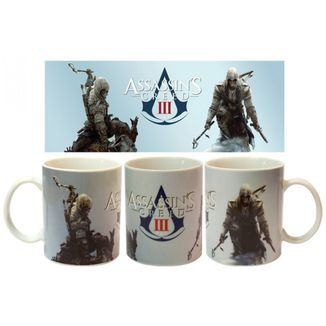 Taza Assassin's Creed III