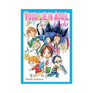 Your lie in april - CODA