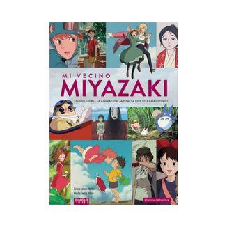 Mi Vecino Miyazaki - Ed. Definitiva Diabolo ediciones