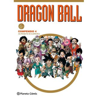 Dragon Ball Compendio #04