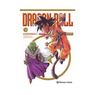 DRAGON BALL COMPENDIO #2